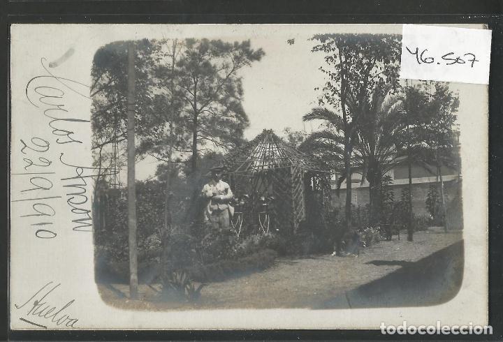 HUELVA - FOTOGRAFICA -VER REVERSO -(46.507) (Postales - España - Andalucía Antigua (hasta 1939))