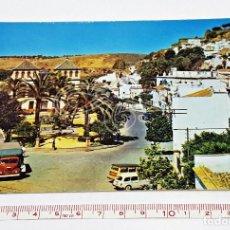Postales: POSTAL DE ALCALÁ DE GUADAÍRA DE PLAZA DE JOSÉ ANTONIO.. Lote 86901903