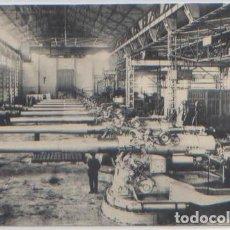 Postales: POSTAL SAN FERNANDO CADIZ S.E DE C.N REINOSA GRUPO DE CAÑONES DE COSTA HAUSER Y MENET. Lote 76818479
