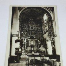 Cartes Postales: ANTIGUA POSTAL DE COIN - MALAGA - ALTARMAYOR PARROQUIA DE SAN JUAN - NO CIRCULADA . Lote 77317953
