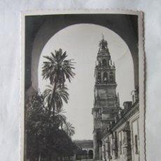 Postales: POSTAL CÓRDOBA. MEZQUITA. CAMPANARIO Y OBRERÍA. ED. ARRIBAS Nº69. Lote 77538369