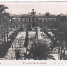 Postales: POSTAL SEVILLA PLAZA DE SAN FERNANDO ED. ARRIBAS N° 37 . Lote 77582941