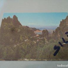 Postales: POSTAL DE QUESADA (JAEN): SANTUARIO DE TISCAR (FOTOCOLOR SAN ANTONIO NUM.1). Lote 77584909
