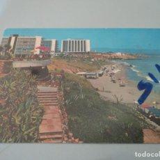 Postales: 1109 COSTA DEL SOL TORREMOLINOS CIRCULADA 1969 BEASCOA. Lote 77590773