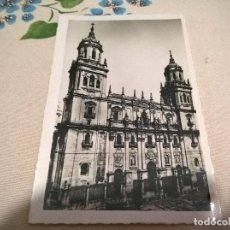 Postales: JAEN-FACHADA DE LA CATEDRAL-ARRIBAS-47-N. Lote 77639853