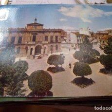 Postales: AYUNTAMIENTO Y PLAZA QUEPO DE LLANO SC. Lote 78301385
