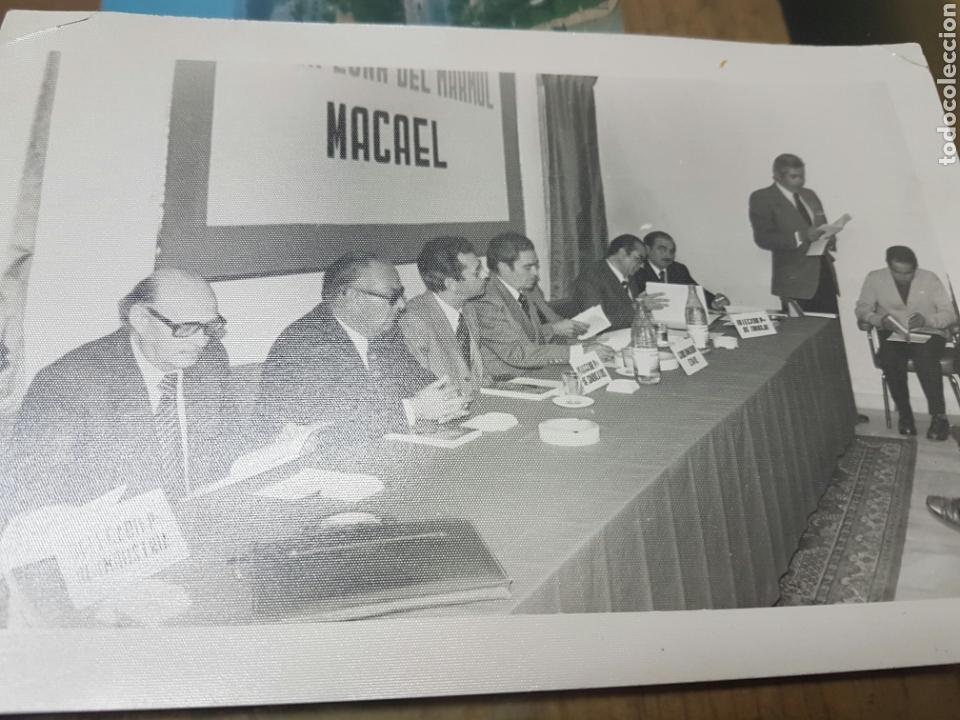ANTIGUA FOTO MACAEL (Postales - España - Andalucia Moderna (desde 1.940))