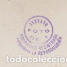 Postales: POSTAL FOTOGRÁFICA SEVILLA SEMANA SANTA. SERRANO FOTO VIRGEN. . Lote 78835889