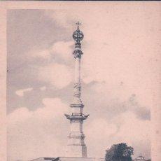 Postales: POSTAL HUELVA - MONUMENTO A CRISTOBAL COLON EN LA RABIDA - HAUSER Y MENET - 22 ROGELIO BUENDIA . Lote 79091061