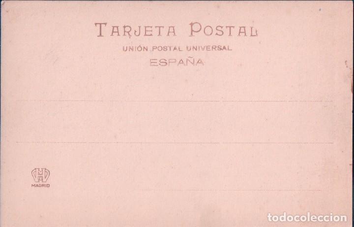Postales: POSTAL HUELVA - MONUMENTO A CRISTOBAL COLON EN LA RABIDA - HAUSER Y MENET - 22 ROGELIO BUENDIA - Foto 2 - 79091061