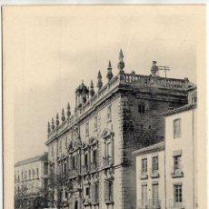 Postales: PRECIOSA POSTAL - GRANADA - PALACIO DE JUSTICIA - MUY AMBIENTADA . Lote 79680925
