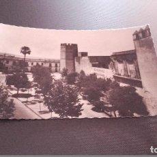 Postales: POSTAL DE JEREZ DE LA FRONTERA - ALCAZAR - NO ESCRITA NI CIRCULADA. Lote 80477197