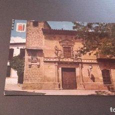 Postales: POSTAL DE ÚBEDA - PALACIO DE LA RAMBLA - NO ESCRITA NI CIRCULADA. Lote 80481281