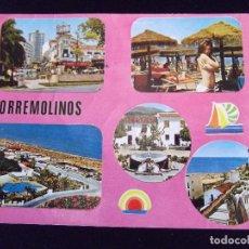 Postales: MALAGA-V5-COSTA DEL SOL-Nº256-TORREMOLINOS-CIRCULADA. Lote 81663600