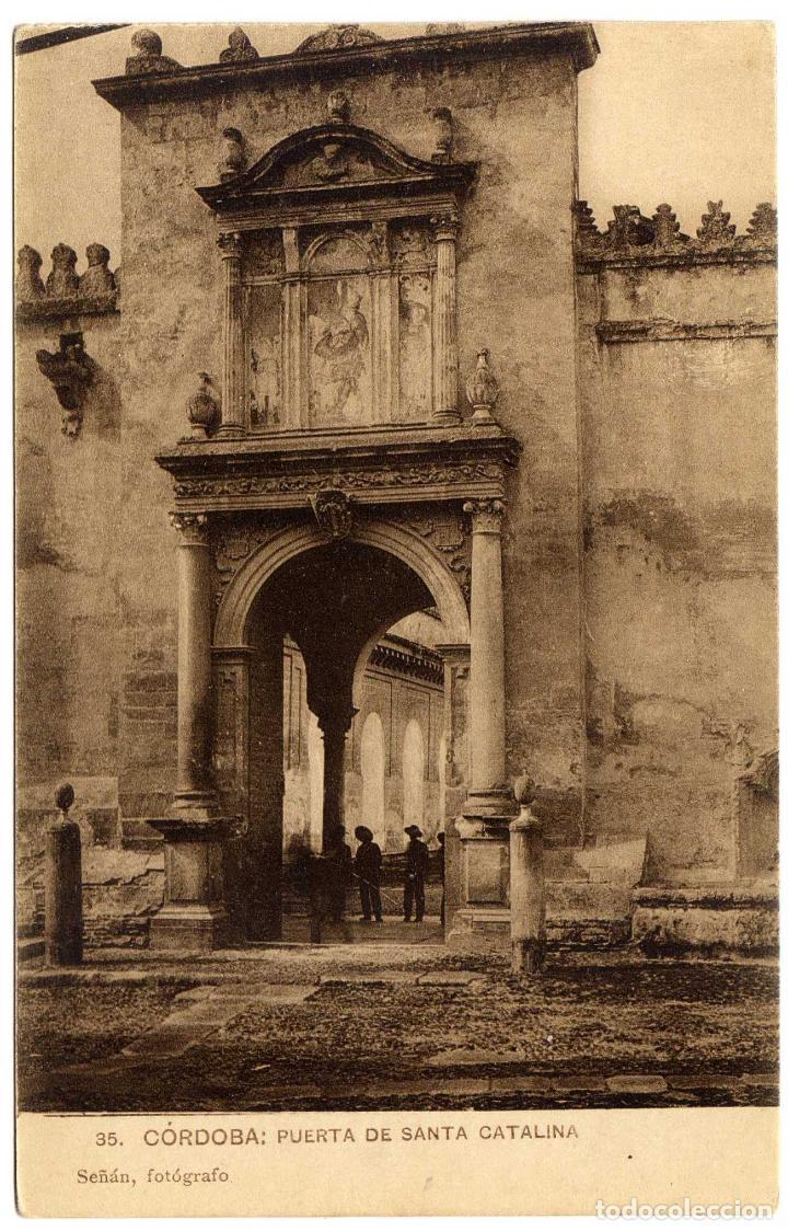 Bonita postal cordoba puerta de santa catal comprar - Puerta bonita espana ...