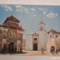 Cartoline: POSTAL MALAGA - ANTEQUERA - EL PORTICHUELO - ANIMADA - 1965 - GALLEGOS 305 - CIRCULADA. Lote 82491276