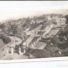 Postales: MEDINA SIDONIA - VISTA PARCIAL DEL PARQUE DEL GENERALÍSIMO FRANCO - Nº 8 ED. ARRIBAS. Lote 82525420