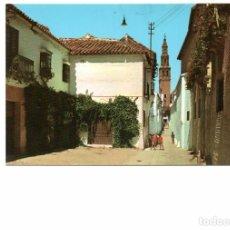 Postales: POSTAL POSTCARD POST CARD ECIJA (SEVILLA) ANDALUCÍA CALLE DE FELIPE ENCINAS Y TORRE DE SAN GIL VER. Lote 82555008