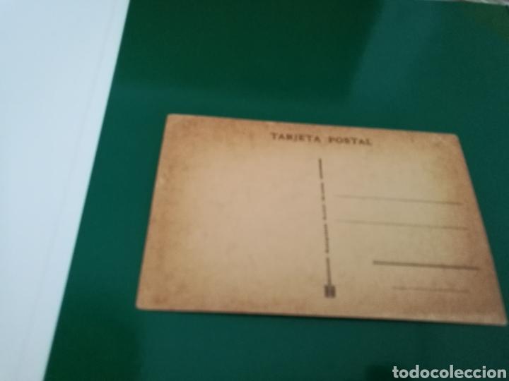 Postales: Postal del Sacro Monte de Granada. La escalera de mármol. Años 20.Huecograbado Mumbrú - Foto 2 - 83559848
