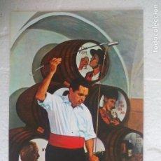 Postales: TARJETA POSTAL JÉREZ DE LA FRONTERA CADIZ 9033. BODEGAS GONZALEZ BYASS. PEPE ORTEGA. POST CARD. Lote 83940580