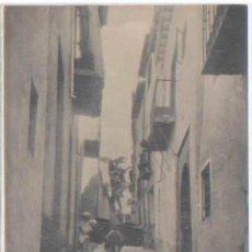 Postales: POSTAL GRANADA CALLE HORNO DE ORO ED. GARZON N° 35. Lote 84739504