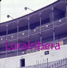 Postales: DIAPOSITIVA ESPAÑA MÁLAGA PLAZA TOROS 1972 AGFACHROME 35MM SLIDE SPAIN PHOTO FOTO VIUDA BAEZA. Lote 85404752