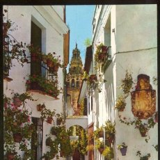 Postales: 1437 - CORDOBA .- CALLEJA DE LAS FLORES. Lote 86200284