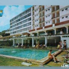 Postales: ANTIGUA POSTAL HOTEL LAS MERCEDES TORREMOLINOS COSTA DEL SOL MALAGA – AÑOS 60 . Lote 86205316