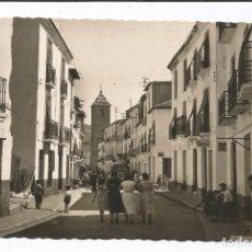 Postales: LANJARÓN - CALLE PRINCIPAL - Nº 16 ED. ARRIBAS. Lote 252194585