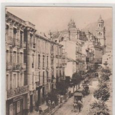 Postkarten - Jaén Calle Bernabé Soriano. Edición Papelería Anguita Sin circular. - 86353956