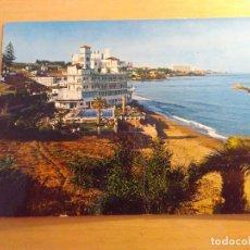 Postales: POSTAL DE MALAGA - TORREMOLINOS - VISTA PARCIAL - 2 GARCIA GARRABELLA. Lote 86484844