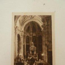 Cartes Postales: PUERTO DE SANTA MARÍA. CÁDIZ. IGLESIA MAYOR PRIORAL. EL ALTAR MAYOR. GRÁFICAS ANDALUZAS.. Lote 86713076