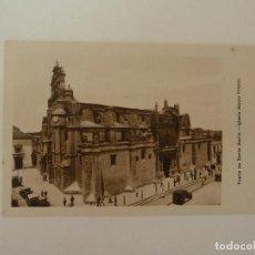 Cartes Postales: PUERTO DE SANTA MARÍA. CÁDIZ. IGLESIA MAYOR PRIORAL. GRÁFICAS ANDALUZAS.. Lote 86715204