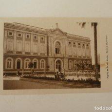 Cartes Postales: PUERTO DE SANTA MARÍA. CÁDIZ . PALACIO MUNICIPAL. GRÁFICAS ANDALUZAS.. Lote 86716684