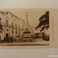Cartes Postales: PUERTO DE SANTA MARÍA. CÁDIZ .OBELISCO A LOS CAÍDOS. GRÁFICAS ANDALUZAS.. Lote 86719184