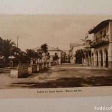 Cartes Postales: PUERTO DE SANTA MARÍA. CÁDIZ .RIBERA DEL RÍO. GRÁFICAS ANDALUZAS.. Lote 86719500