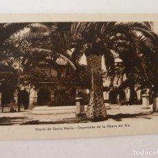 Cartes Postales: PUERTO DE SANTA MARÍA. CÁDIZ .SOPORTALES DE LA RIBERA DEL RÍO. GRÁFICAS ANDALUZAS.. Lote 86719572