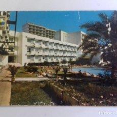 Postales: TORREMOLINOS.COSTA DEL SOL-HOTEL EL ANDALUS-TARJETA POSTAL. Lote 86747032