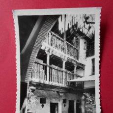 Postales: ANTIGUA POSTAL - GRANADA - ALBACIN, PALACIO DE LOS RAYOS... R-6006. Lote 86808100