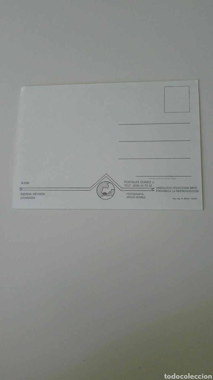 Postales: Postal sierra nevada , granada - Foto 2 - 149749606