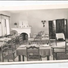 Postales: MARBELLA - HOTEL CLUB. COMEDOR - Nº 5 ED. BELÓN LIMA. Lote 87279620
