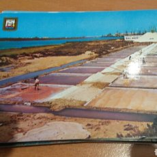 Postales: POSTAL DE SAN FERNANDO SALINAS. Lote 87458620