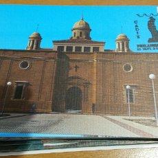Postales: POSTAL DE SAN FERNANDO PANTEÓN DE MARINOS ILUSTRES. Lote 87458839