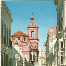Postales: POSTAL PUERTO REAL.CADIZ.CALLE VAQUERO.. Lote 87472868