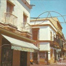 Postales: POSTAL PUERTO REAL.CADIZ.CALLE DE LA PLAZA.. Lote 87472984