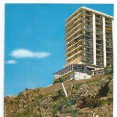 Postales: TORREMOLINOS .- TORRE DE LA ROCA .- EDICION MONTERO 1971 . Lote 132553177