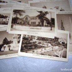 Postales: POSTAL, COLECCIÓN DE 20 POSTALES EXPOSICIÓN IBERO-AMERICANA -. SEVILLA. Lote 88779408