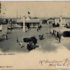Postales: POSTAL ANTIGUA CADIZ CAPITANIA DEL PUERTO ED. HAUSER Y MENET N° 1217 SIN DIVIDIR. Lote 89041092