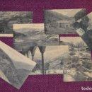 Postales: LOTE 7 POSTALES DE GRANADA - ALHAMBRA, SIERRA NEVADA - PRINCIPIO SIGLO - PRINCIPIO 1900 - HAZ OFERTA. Lote 89048240