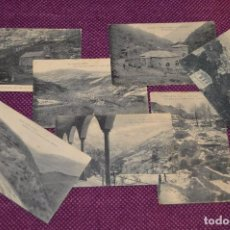 Postales: LOTE 7 POSTALES DE GRANADA - ALHAMBRA, SIERRA NEVADA - PRINCIPIO SIGLO - PRINCIPIO 1900 - HAZ OFERTA. Lote 169438756